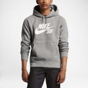 Sweatà capuche Nike SB Icon pour Homme - Gris