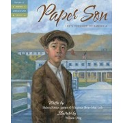 Paper Son: Lee's Journey to America, Hardcover/Helen Foster James