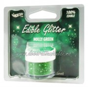 Glitter comestibil - Rainbow Dust G. Holly Green