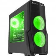 Carcasa gaming Genesis Titan 800 Green