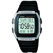 Casio Youth Digital Grey Dial Mens Watch - W-96H-1Avdf (D031)