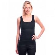 Ten Cate Women Basic Singlet (30197) Black (two pack) - Zwart - Size: Large