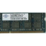 Mémoire NT1GT64U8HA0BN-3C - 1 GB 2RX8 PC2-5300S-555-12-F1 - SO DIMM 200 broches