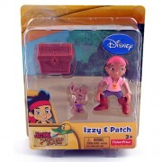 Fisher-Price Jake And The Never Land Pirates Figures [Izzy And Patch]