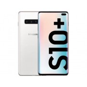 Samsung Smartphone SAMSUNG Galaxy S10+ (6.4'' - 12 GB - 1 TB - Blanco Cerámico)