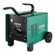 Aparat de sudura cu arc Verk VAW-200A, Electrod 2.5 - 4 mm, 19 Kg, Accesorii incluse, Verde