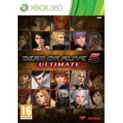 Dead or Alive 5 Ultimate Xbox 360