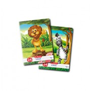 Set 20 caiete A5, Tip I, 24 file, motiv Cute Animals Premium