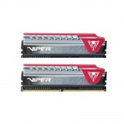 Memorie Patriot Viper Elite Red 8GB DDR4 2400 MHz CL15 Dual Channel Kit