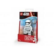 BRELOC CU LANTERNA LEGO FIRST ORDER STORMTROOPER - LEGO (LGL-KE94)