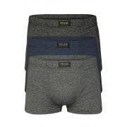 Walker pánské bavlněné boxerky - 3bal M MIX