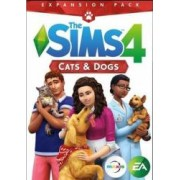 Joc The SIMS 4 + Cats and Dogs Bundle - PC