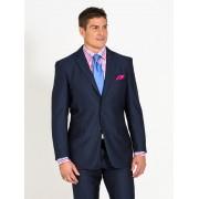 Robert Huntley Cooper Suit Jacket - Navy 56S
