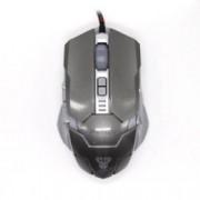Мишка FanTech Z2 Batrider, оптична(3200 DPI), USB, сива, гейминг