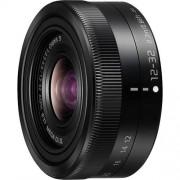 Panasonic lumix g 12-32mm f/3.5-5.6 asph. o.i.s. - nero - 4 anni di garanzia
