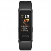 Bratara fitness Huawei Band 4, HR, Silicon, Sport Band Graphite Black