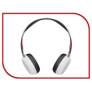 Skullcandy On-Ear Grind White-Black-Red S5GBW-J472