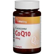 Coenzima Q10 100mg Vitaking 30cps