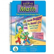 LeapPad: Leap 2 Math - The Great Dune Buggy Race Interactive Book and Cartridge