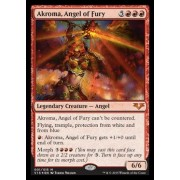 Magic the Gathering - Akroma Angel of Fury 001 015 - From the Vault Angels - Foil