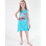 šaty dívčí TV MANIA - Monster High - Turquise - MOH 552