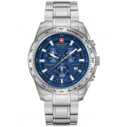 Ceas barbatesc Swiss Military Hanowa 06-5225.04.003 Crusader Chrono 43mm 10ATM