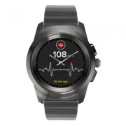 MYKRONOZ Smartwatch ZeTime Elite Regular Tytanowy