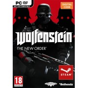 Wolfenstein: The New Order PC Steam CD Key