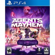 Playstation agents of mayhem day 1 edition ps4