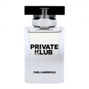 Karl Lagerfeld Private Klub For Men eau de toilette 50 ml da uomo