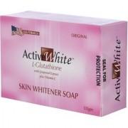 Active White L Gluta Skin Whitener Soap 135g (Pack Of 1)