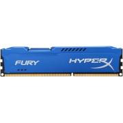 Memorija DIMM DDR3 4GB 1333MHz Kingston HyperX Fury Blue CL9, HX313C9F/4