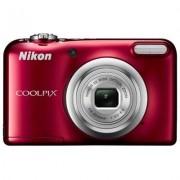 Nikon Aparat NIKON Coolpix A10 Czerwony + Pokrowiec