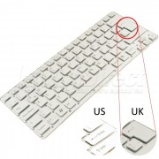 Tastatura Laptop Sony Vaio PCG-61713M alba layout UK + CADOU