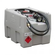 Mobil töltőállomás 200 l gázolajhoz kézi pumpával 3749