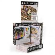 Smithsonian 4 Box Set Sea Monsters, Volcano, Rock And Gem Dig & Magic Rocks