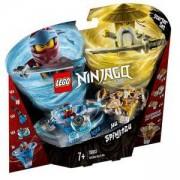 Конструктор Лего Нинджаго - Спинджицу Nya и Wu, LEGO NINJAGO, 70663