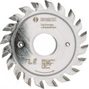 Bosch list za zasecanje Top Precision Laminated Panel 80 x 20 x 2,8-3,6 mm, 10+10 - 2608642126