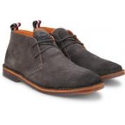 Superdry DAKAR BOOT Boots For Men(Grey)