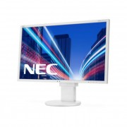 NEC monitor MultiSync LED EA273WMi 27\ wide FHD, IPS TFT, DVI/HDMI/USB/DP, fehér
