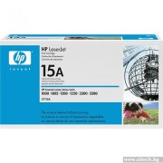 HP LaserJet 1000w/ 1005w/ 1200/ 1220/ 3300 Print Cartridge, black (up to 2,500 pages) (C7115A)
