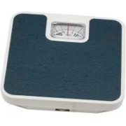 Zeom Virgo Analog Weight Machine Capacity 120 Kg Mechanical Analog Weighing Scale (Blue) Weighing Scale(Blue)