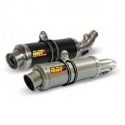 Mivv KT.004.L2 - Silencieux Echappement Mivv Round Carbon KTM LC8 950 Adventure 03/05