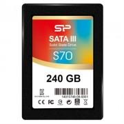 """Silicon Power SP S70 SSD 240GB 2.5"""" 7mm Sata3"""
