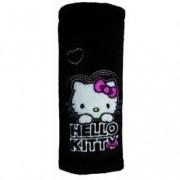 Ornament centura siguranta auto Hello Kitty, Pernita brodata 1 buc