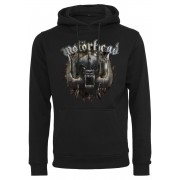 mikina pánská Motörhead - SAW - black - MC362
