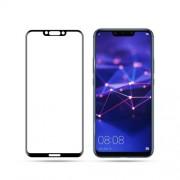 Geam Protectie Display Huawei Mate 20 lite Acoperire Completa Negru