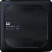 Hard disk extern WD My Passport Wireless Pro 2TB 2.5 inch USB 3.0 Black