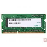 DDR3 SO-DIMM 4GB Apacer 1600MHz (DV.04G2K.KAM)