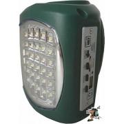 UltraTec Lil' Bud AC/DC Emergency Light (Green)